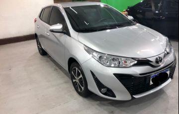 Toyota Yaris 1.5 XS CVT (Flex) - Foto #8