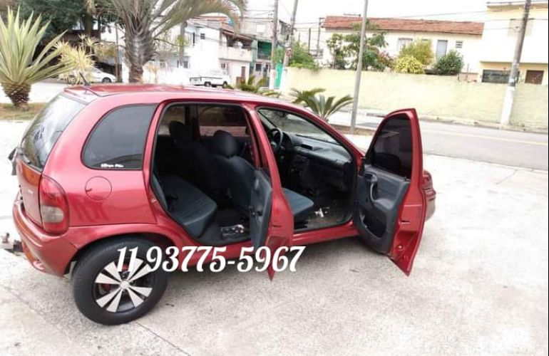 Chevrolet Corsa Hatch Super 1.0 MPFi 16V 2p - Foto #1