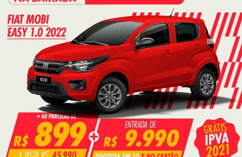 Fiat Mobi 1.0 Easy