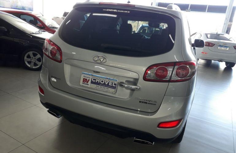 Hyundai Santa Fe GLS 3.5 V6 4x4 5L - Foto #8