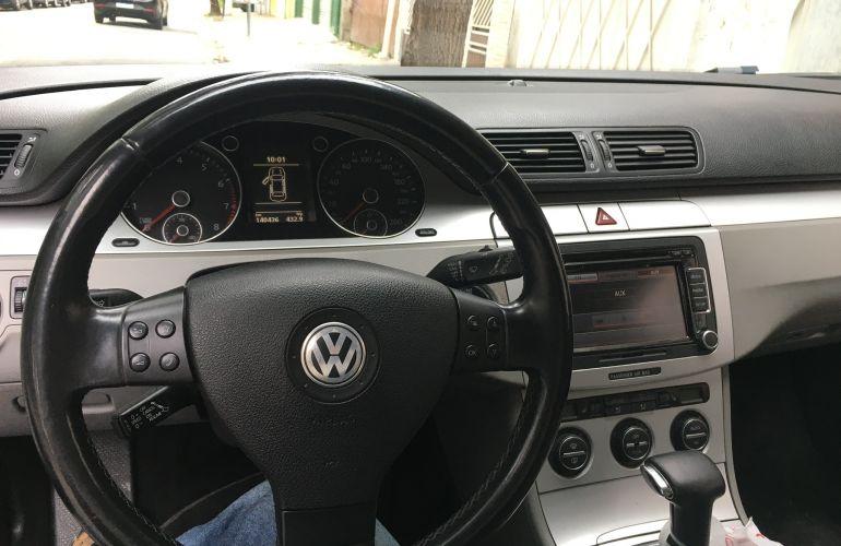 Volkswagen Passat Variant Comfortline 2.0 FSI Turbo - Foto #3