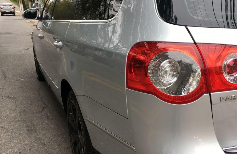 Volkswagen Passat Variant Comfortline 2.0 FSI Turbo - Foto #4