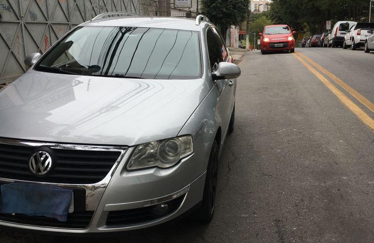 Volkswagen Passat Variant Comfortline 2.0 FSI Turbo - Foto #5