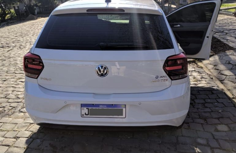 Volkswagen Polo 1.0 200 TSI Comfortline (Aut) - Foto #9