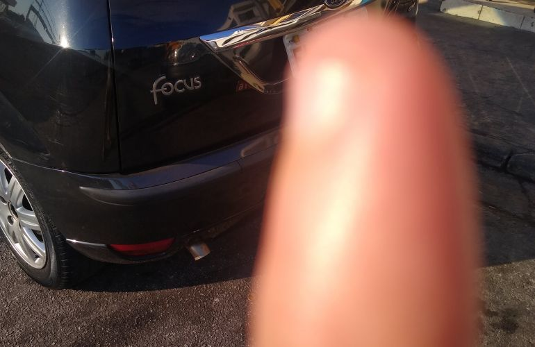 Ford Focus Hatch GL 1.6 8V (Flex) - Foto #7