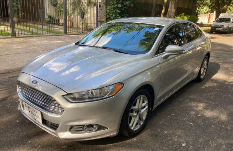 Ford Fusion 2.5 16V iVCT (Flex) (Aut) - Foto #1