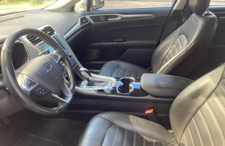 Ford Fusion 2.5 16V iVCT (Flex) (Aut) - Foto #8