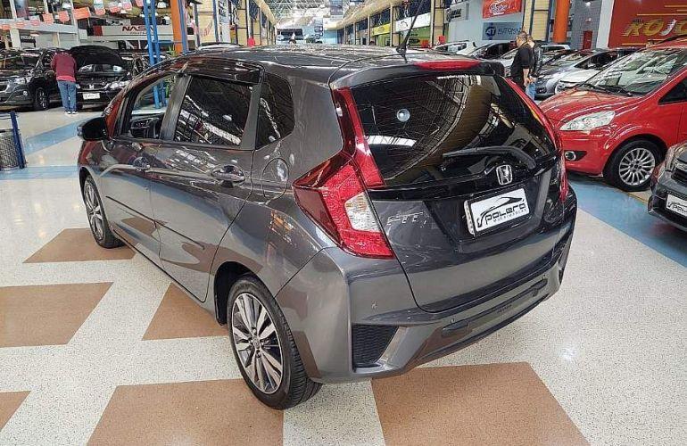 Honda Fit 1.5 EXL 16v - Foto #8