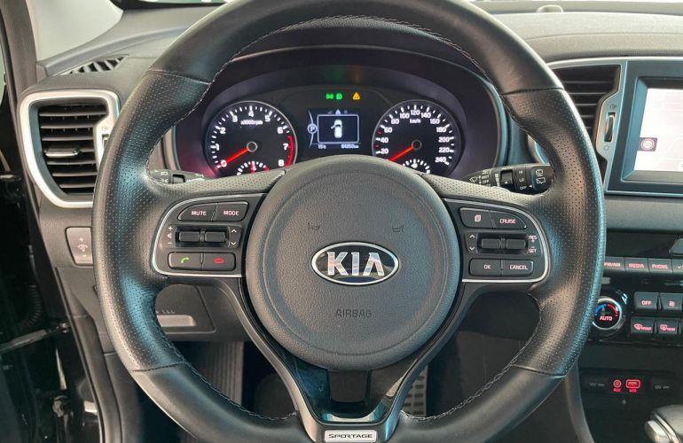 Kia Sportage 2.0 EX (Flex) (Aut) P.263 - Foto #9