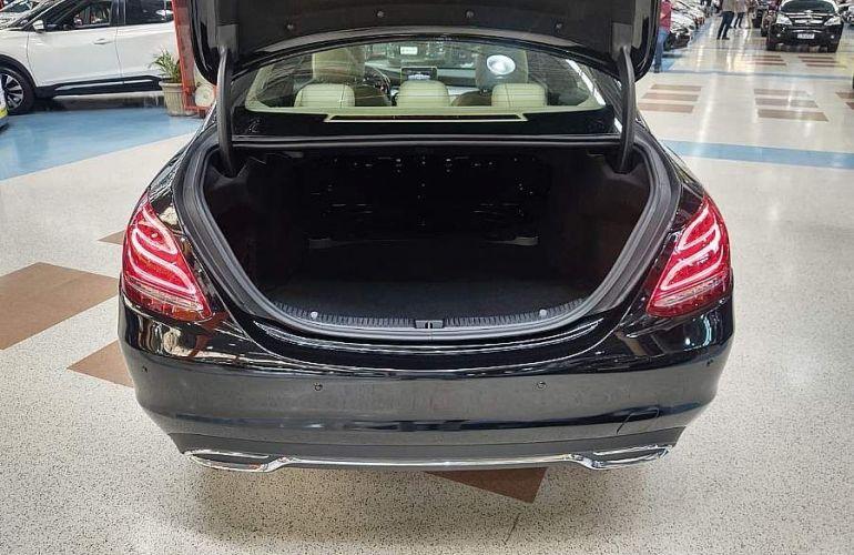 Mercedes-Benz C 180 1.6 Cgi Avantgarde 16V Turbo - Foto #10