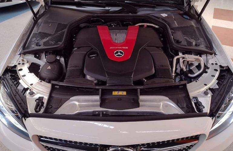 Mercedes-Benz C 43 Amg 3.0 V6 - Foto #4
