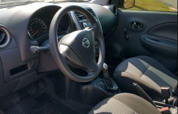 Nissan March 1.0 12V Conforto (Flex) - Foto #4