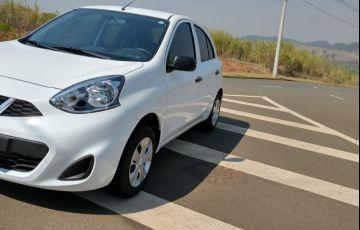 Nissan March 1.0 12V Conforto (Flex) - Foto #10