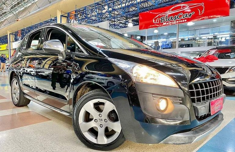 Peugeot 3008 1.6 Allure Thp 16v - Foto #1