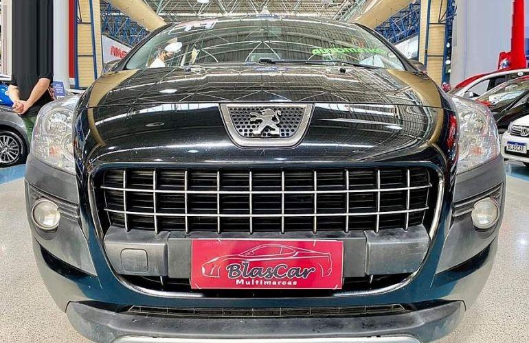 Peugeot 3008 1.6 Allure Thp 16v - Foto #3