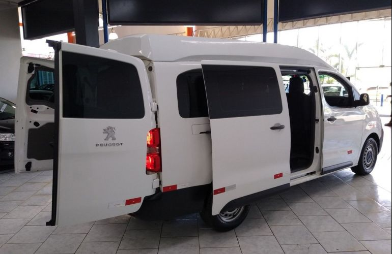 Peugeot Expert 1.6 Bluehdi Minibus - Foto #8