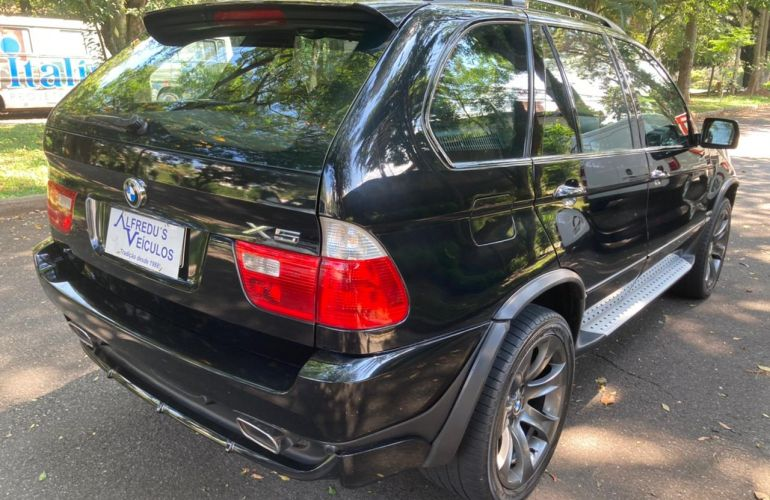 BMW X5 4.8is Sport - Foto #6