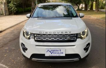 Land Rover Discovery Sport 2.0 TD4 HSE Luxury 4WD - Foto #2