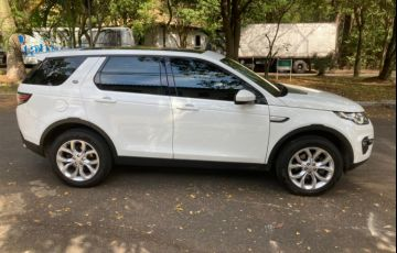 Land Rover Discovery Sport 2.0 TD4 HSE Luxury 4WD - Foto #6