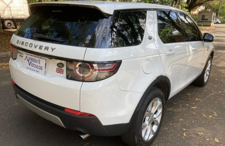 Land Rover Discovery Sport 2.0 TD4 HSE Luxury 4WD - Foto #8