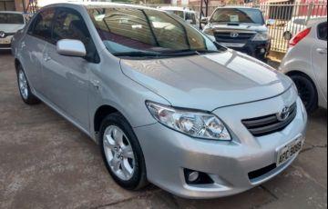 Toyota Corolla 1.8 Dual VVT-i GLi (Flex)