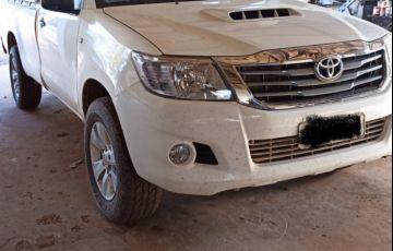 Toyota Hilux 3.0 TDI 4x4 CS Chassi - Foto #3