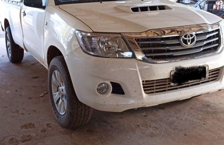 Toyota Hilux 3.0 TDI 4x4 CS Chassi - Foto #6