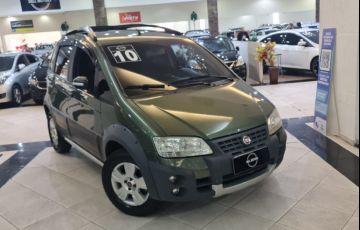 Fiat Idea 1.8 MPi Adventure 8v - Foto #4