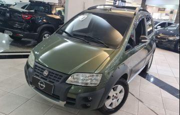 Fiat Idea 1.8 MPi Adventure 8v - Foto #9
