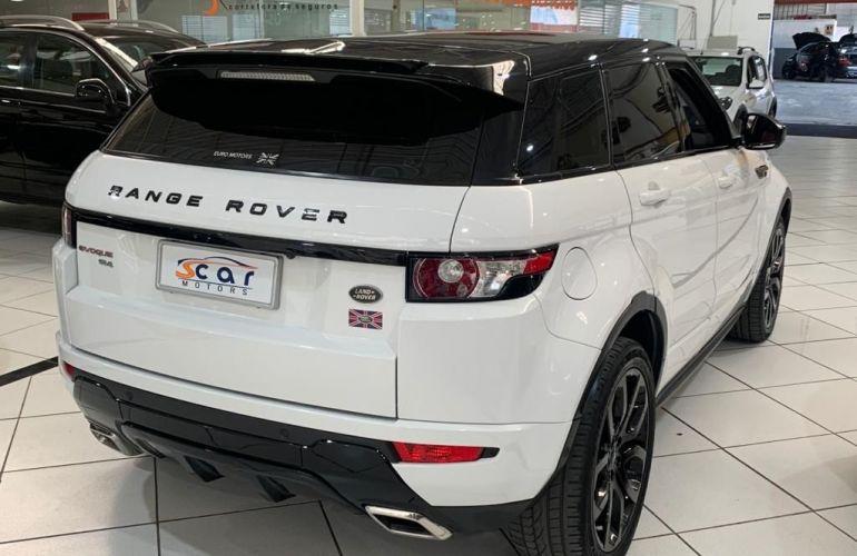 Land Rover Range Rover Evoque 2.0 Dynamic Tech 4WD 16v - Foto #3