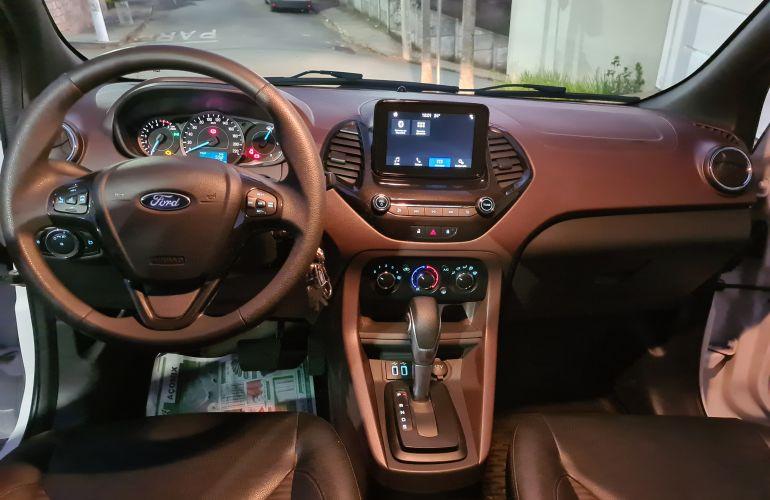 Ford Ka 1.5 Freestyle (Aut) - Foto #8