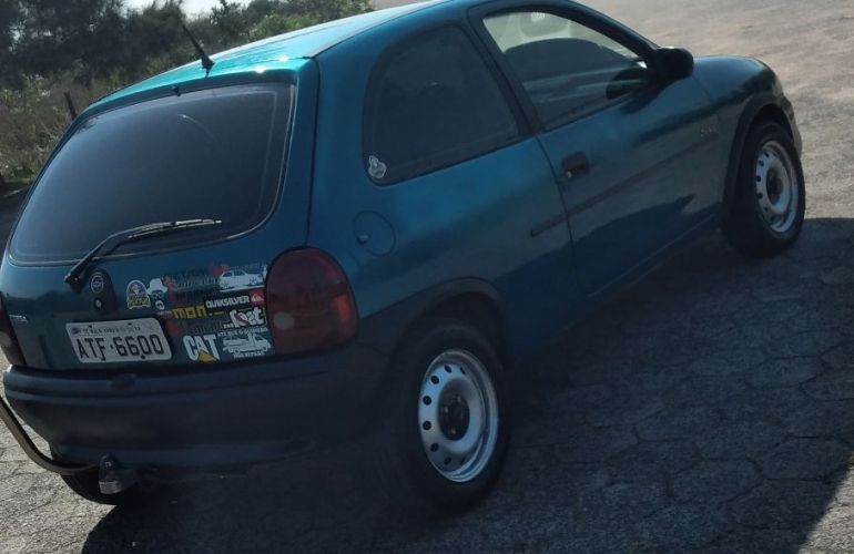Chevrolet Corsa Hatch Wind Super 1.0 EFi - Foto #1