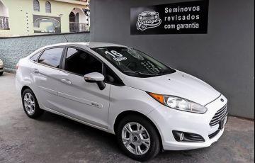 Ford Fiesta 1.6 SE Plus Sedan 16v - Foto #2