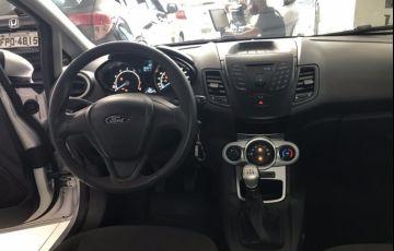 Ford Fiesta 1.6 SE Hatch 16v - Foto #10