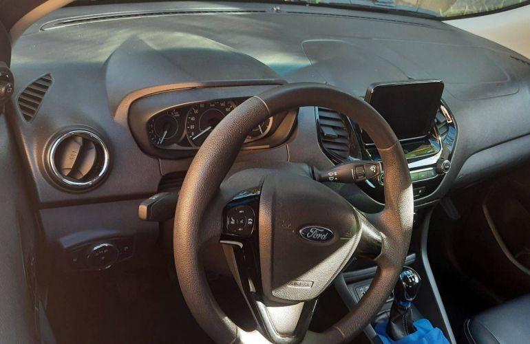 Ford Ka Sedan SEL 1.5 (Flex) - Foto #6