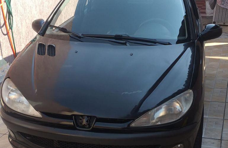Peugeot 206 Hatch. Sensation 1.4 8V (flex) 2p - Foto #3