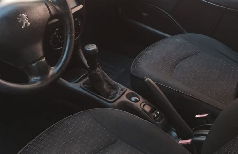 Peugeot 206 Hatch. Sensation 1.4 8V (flex) 2p - Foto #7