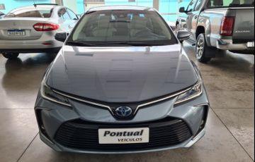 Toyota Corolla 1.8 Altis Hybrid Premium CVT