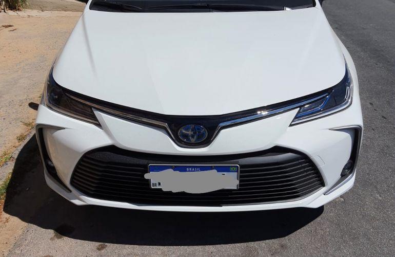 Toyota Corolla 1.8 Altis Hybrid CVT - Foto #6