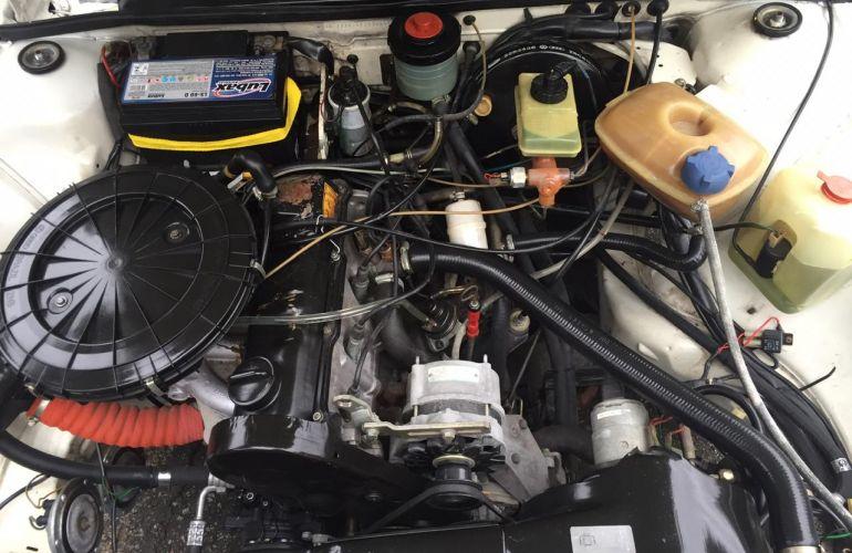 Volkswagen Santana CS 1.8 - Foto #1
