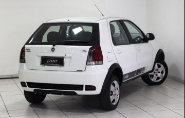 Fiat Palio 1.0 MPi Fire Way 8v - Foto #8