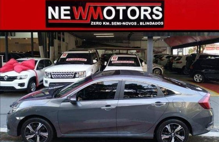 Honda Civic 1.5 16V Turbo Touring - Foto #1