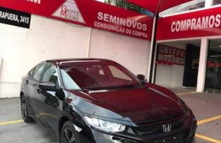 Honda Civic 2.0 16V Sport - Foto #2