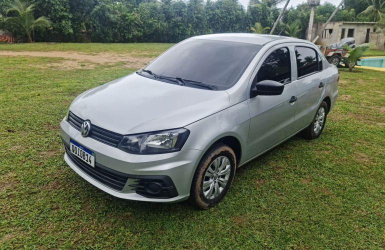 Volkswagen Voyage 1.6 MSI Trendline (Flex) - Foto #4