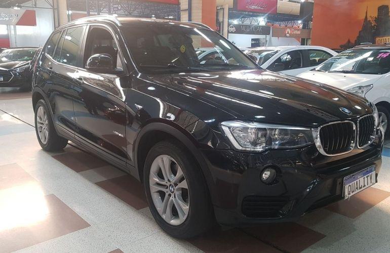 BMW X3 2.0 20i 4x4 16v - Foto #1