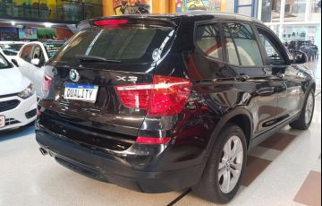 BMW X3 2.0 20i 4x4 16v - Foto #8