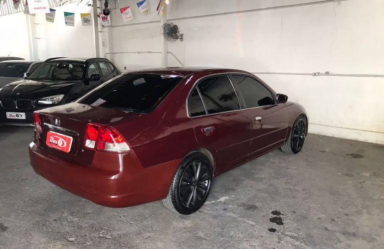 Honda Civic Sedan LX 1.7 16V (Aut) - Foto #9