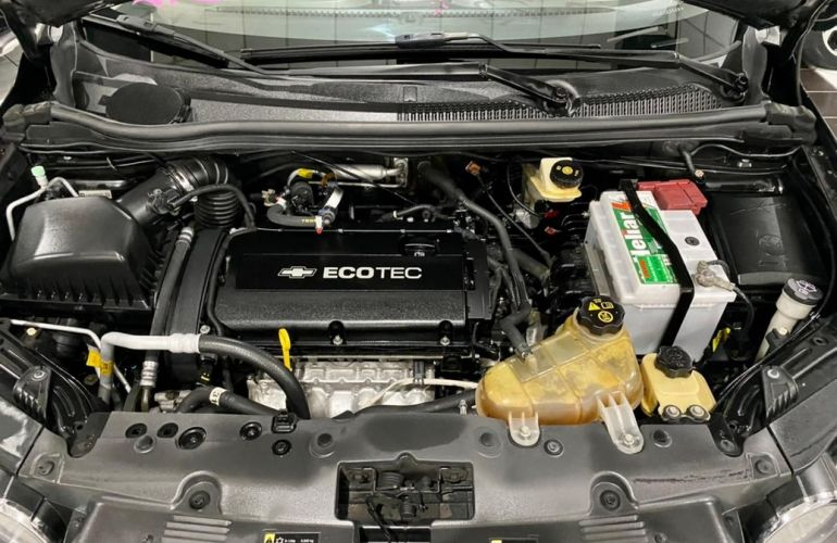 Chevrolet Sonic 1.6 LTZ Sedan 16v - Foto #8