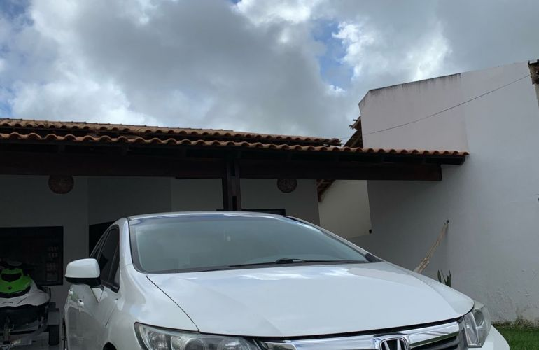 Honda New Civic LXS 1.8 16V i-VTEC (Flex) - Foto #1