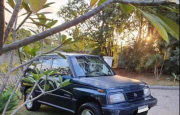 Suzuki Vitara JLX 4x4 1.6 Canvas Top - Foto #4